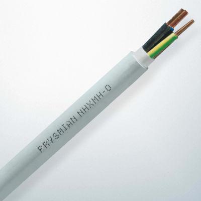 3x2,5 mm 2 NHXMH 300/500 V Eca kh-mv-yş/sr
