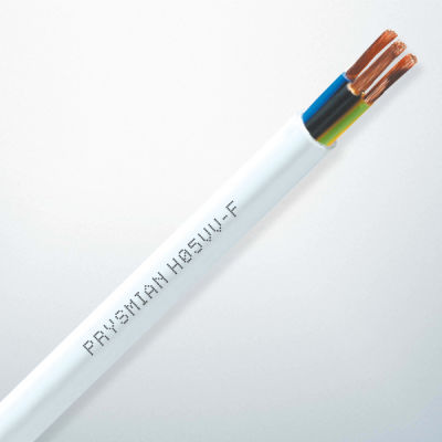 4x2,5 mm 2 H05VV-F (NYMHY) 300/500 V Eca gr-sy-kh-