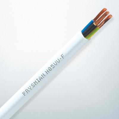 5x6(1) mm 2 H05VV-F (NYMHY) 300/500 V Eca gr-sy-kh
